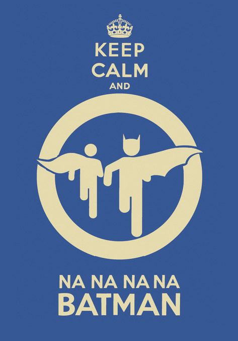 Nananana Batman