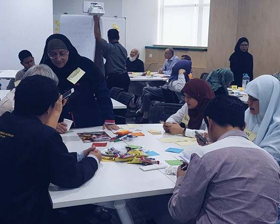MDEC's Citizen Ideation Workshop
