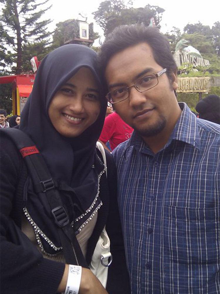Zulfa & Wife