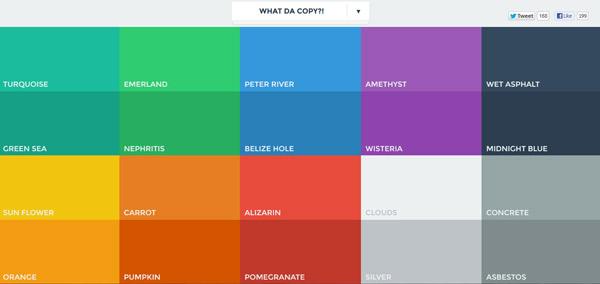 Flat-UI-Colors