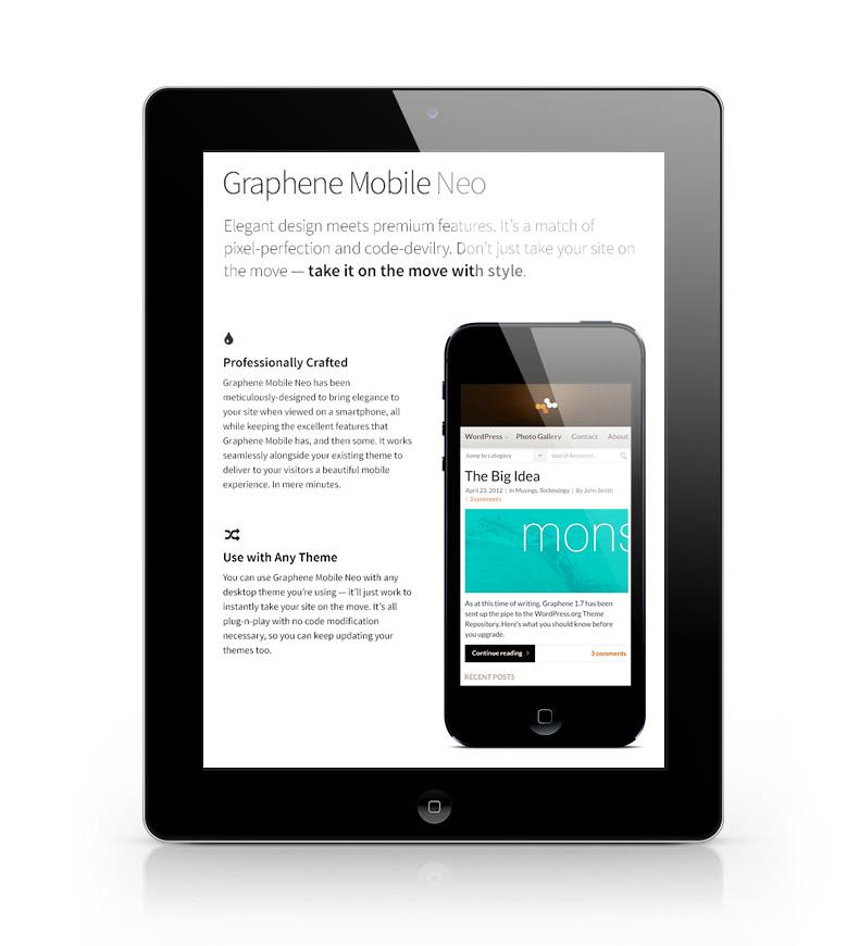 Graphene Mobile