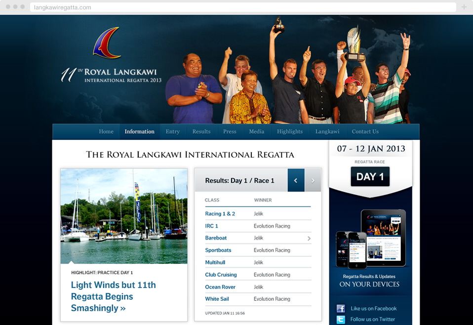 Royal Langkawi International Regatta