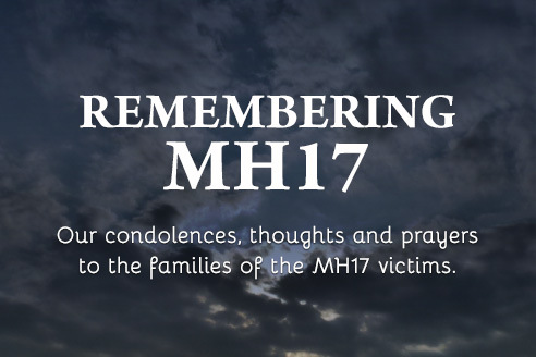 RIP MH17