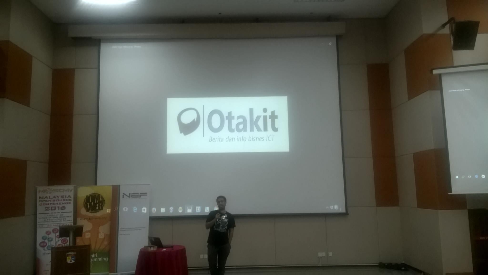 OtakIT for Jomlaunch