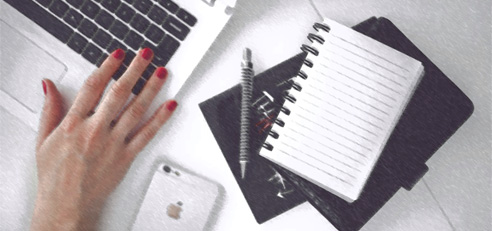 Staying Organized with Notebook
