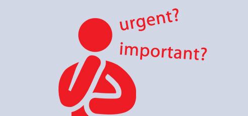 Urgent or Important? Icon By FreePik from http://www.freepik.com