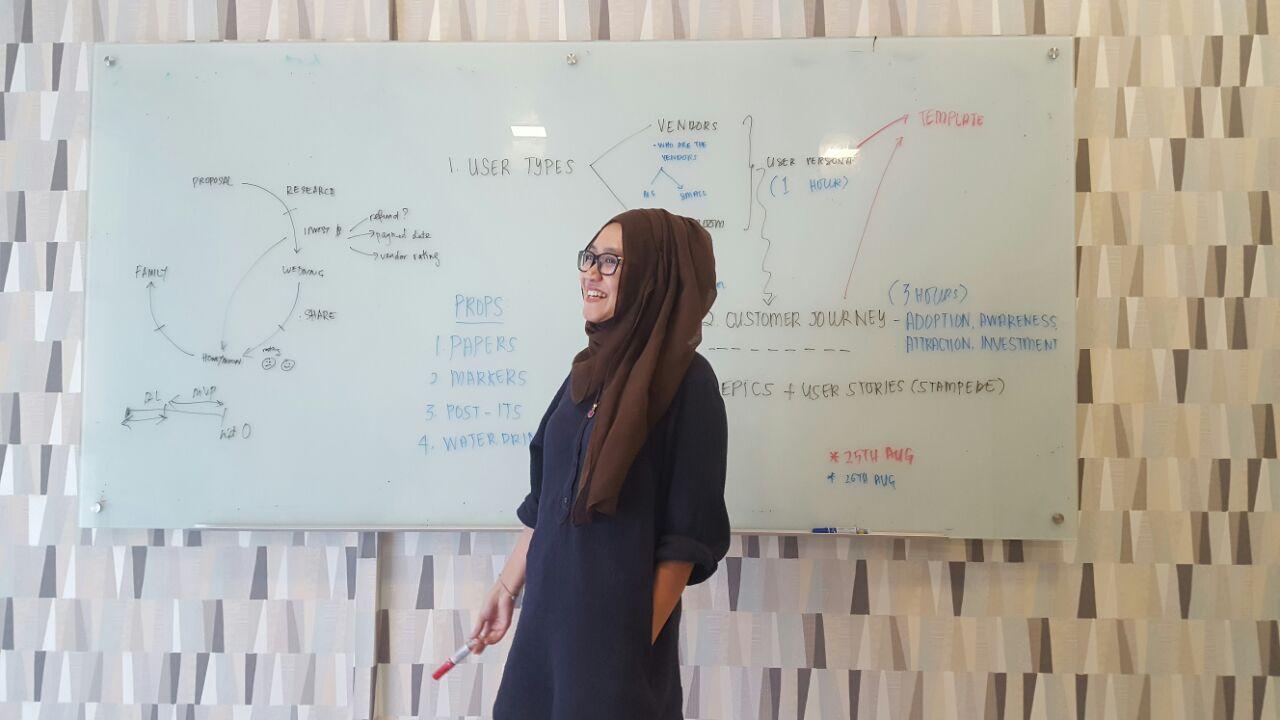 Zana UX Workshop