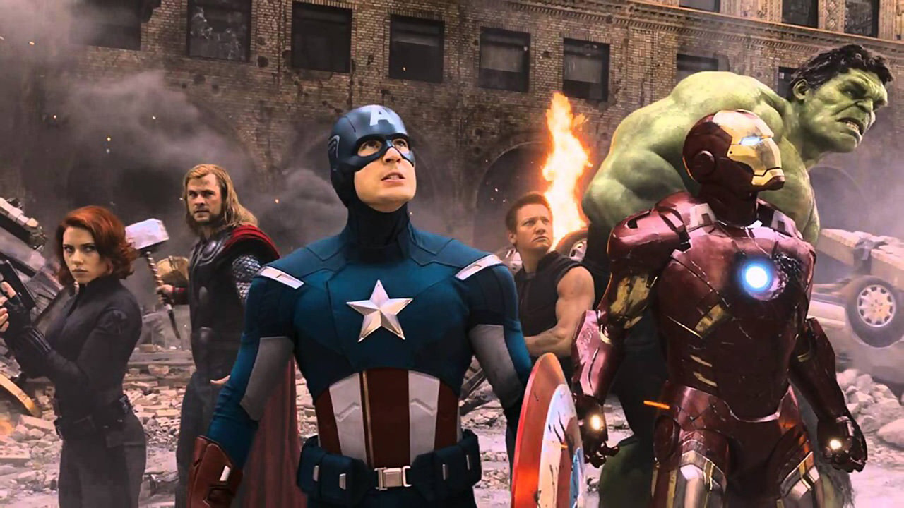 The Blitz - Avengers Assemble