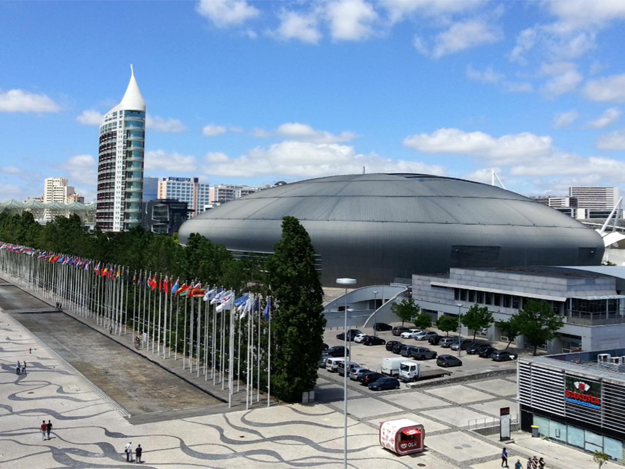 Web Summit Arena