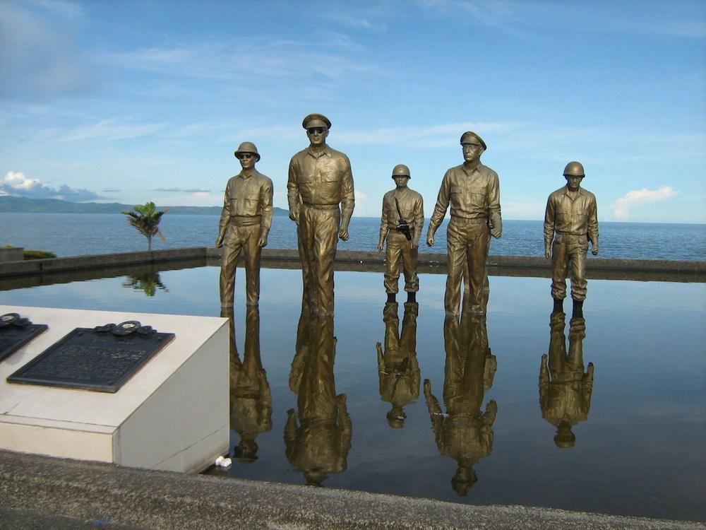 The MacArthur Shrine