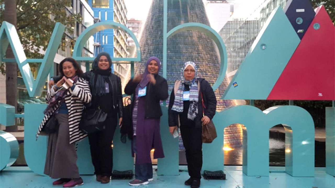 Malaysians at Web Summit 2016