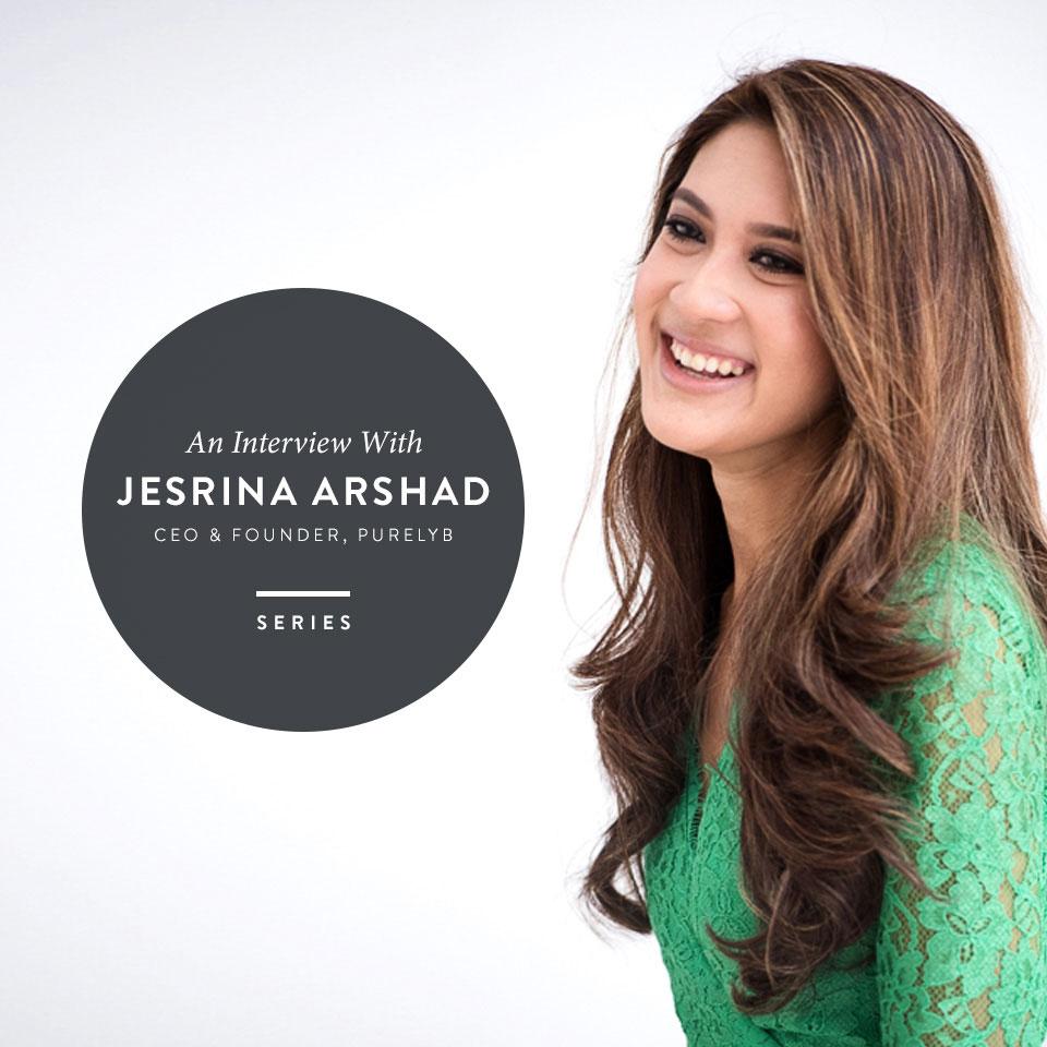 Jesrina's blog interview