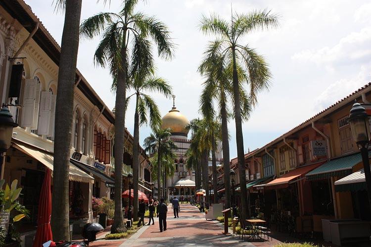 masjid-sultan-kampong-glam