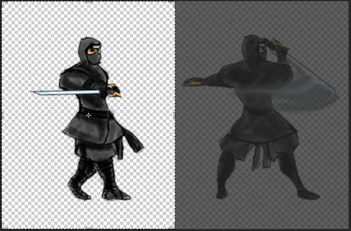 ninja sprite