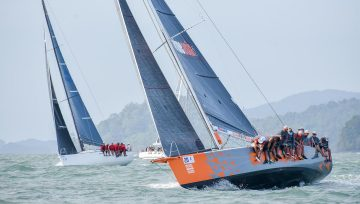 Avast! Behind the Sails at the Royal Langkawi International Regatta